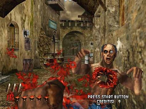 house of the dead 2 the best rail shooters ever made rice digital
