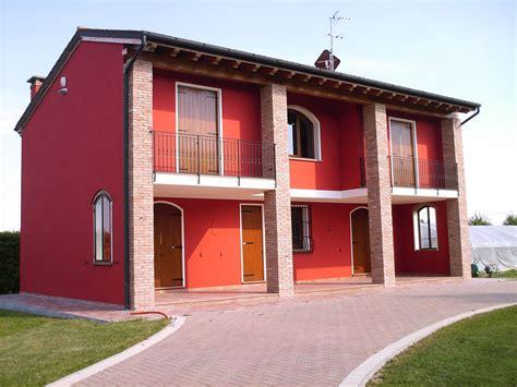 esterno casa tinteggiatura pareti esterne a longato carlo