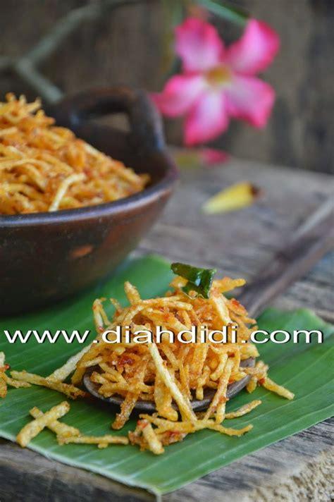 Pemotong Makanan Food Scissor Baby diah didi s kitchen kering kentang mustofa menu ramadan