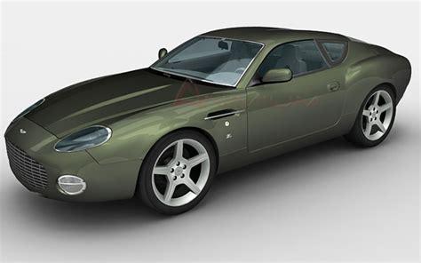Aston Martin Models by Aston Martin Db7 Zagato 3d Model Free 3d Models