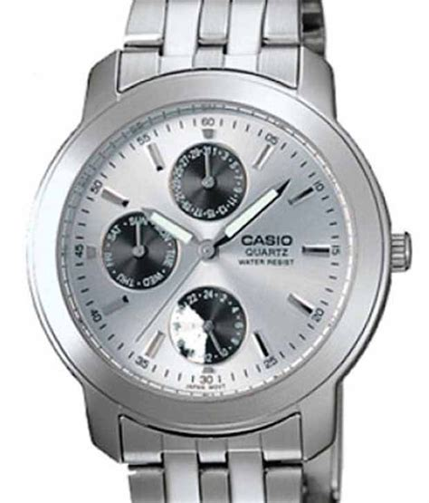 Mtp 1191a 7adf Casio Original casio classic multi dials mtp 1192a 7adf a440