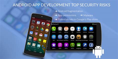 android security app android app development top security risks fullestop blogs