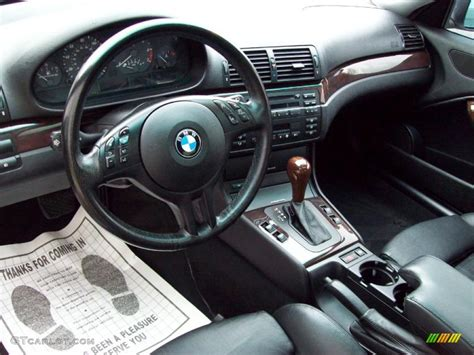 2002 Bmw 325i Interior by Black Interior 2002 Bmw 3 Series 325i Coupe Photo