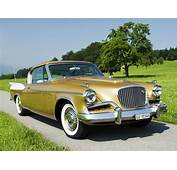 Studebaker Golden Hawk 1957  Mad 4 Wheels
