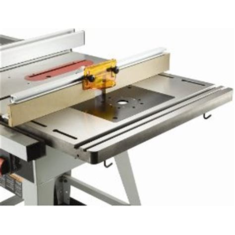 bench dog router table extension bench dog promax cast iron router table extension product