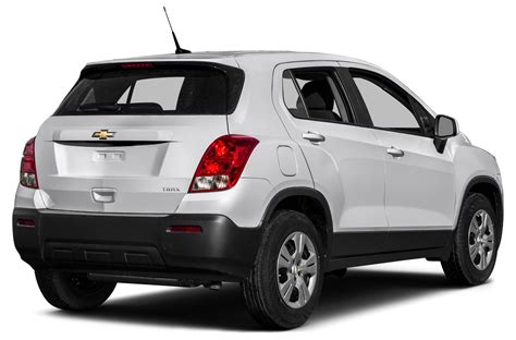 2016 chevrolet trax price photos reviews features