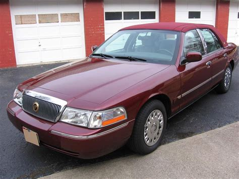 2004 mercury grand marquis for sale 2072032 hemmings motor news