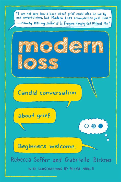modern loss candid conversation about grief beginners welcome books home powerhouse archway