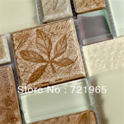 ceramic porcelain glazed tile kitchen backsplash glass