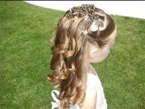 peinados de ninas para flower girls 17 best images about peinados de ni 241 as on pinterest ash