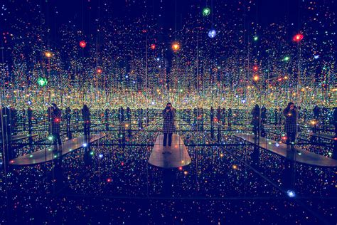 Infinity Room Nyc by Infinity Mirrored Room2 Fubiz Media