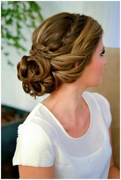 wedding hairstyles cascading curls 553 best wedding hair images on pinterest wedding hair