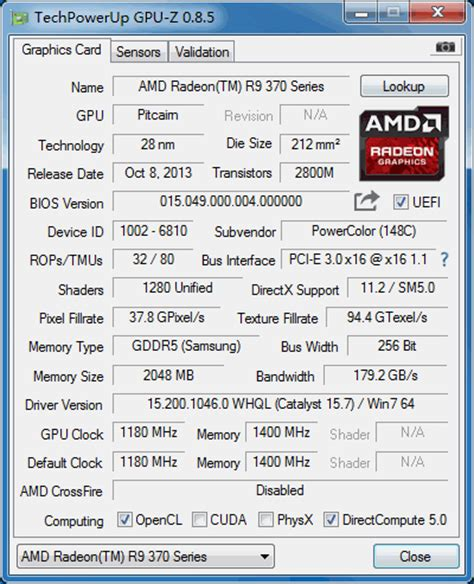 powercolor devil r9 370x review leaked ahead of launch