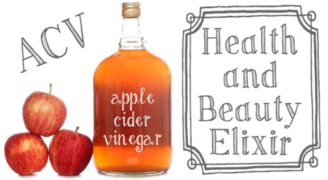 Apple Cider Vinegar Detox Diarrhea by Health And