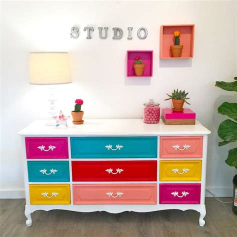 colorful dressers colorful dressers 28 images colorful diy dressers that