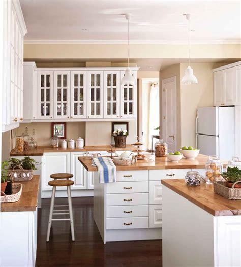 cocinas con encimera de madera 2147 fotos de cocinas