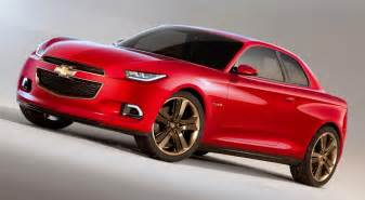 chevy introduces pair of concept cars cars trucks