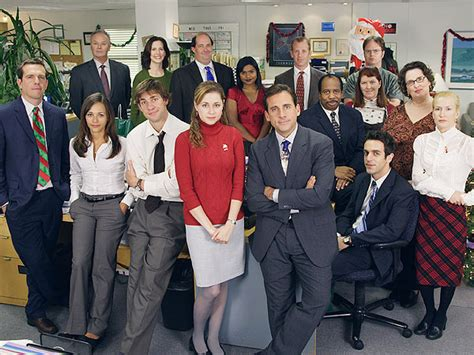 The Office Cast by The Office Time Machine Created By Joe Sabia