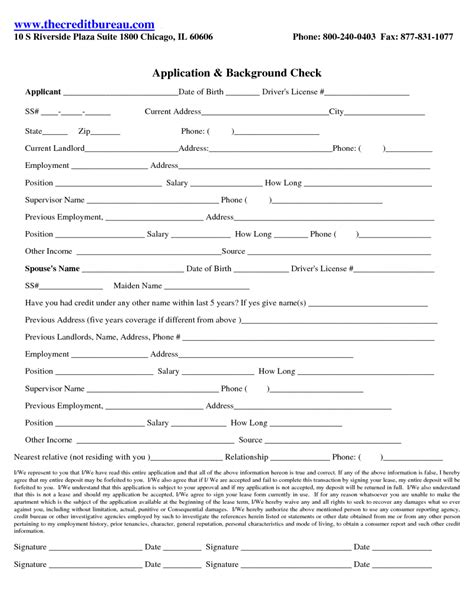 Check For Felony Record Free Employee Background Check Form Pdf Background Ideas