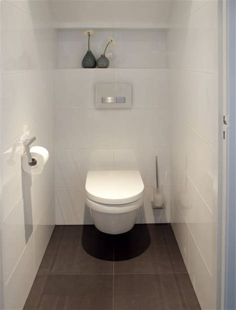 small washroom 25 best ideas about wc inrichting op pinterest