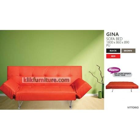 Sofa Bed Lipat sofa bed lipat minimalis vittorio