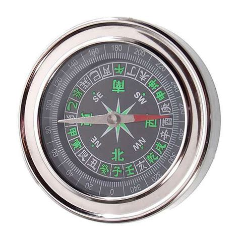 Travel Compass Outdoor American Kompas Cing Portable magnifying compass army scout hiking cing boating map reading orienteering lw ebay
