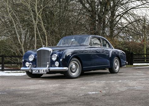 bentley continental fastback ref 15 1956 bentley s1 continental fastback by mulliner