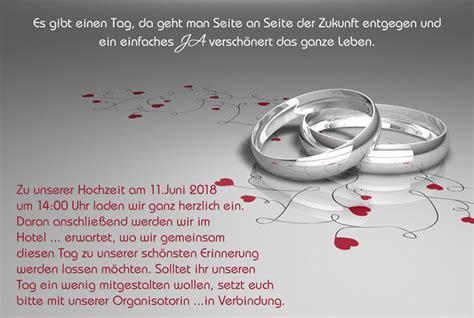 Einladung Hochzeit Bestellen by Einladungen Hochzeit Einladungskarten Hochzeit
