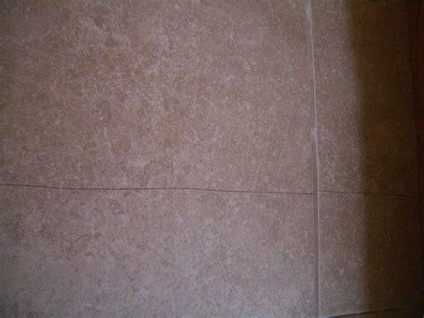 Cracked Shower Floor Repair by Repair Cracked Shower Floor Tile Misaeta
