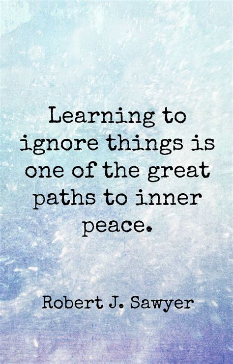 On Salons My Thoughts Explained by Finding Inner Peace Quotes Quotesgram