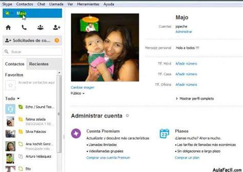 tutorial de internet basico gratis curso gratis de skype tutorial b 225 sico modificar el