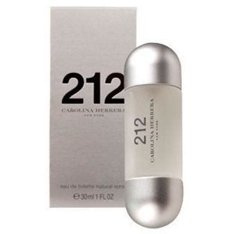 Parfum Carolina Herrera 212 Ori Eropa Nonbox 212 perfume by carolina herrera for 1 0 oz edt fragranceoriginal