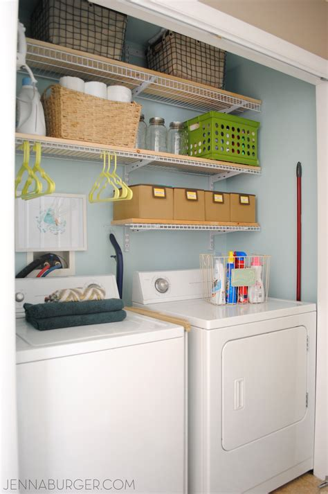 Laundry Room Closet by Laundry Room Quot Closet Quot Reveal Burger