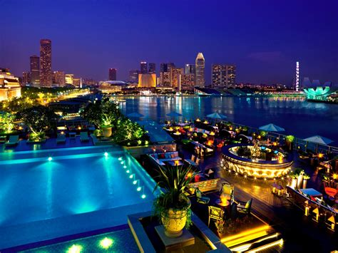 singapore roof top bars best rooftop bars in singapore