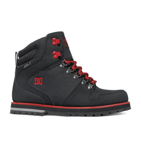 mens dc boots s peary boots 320395 dc shoes