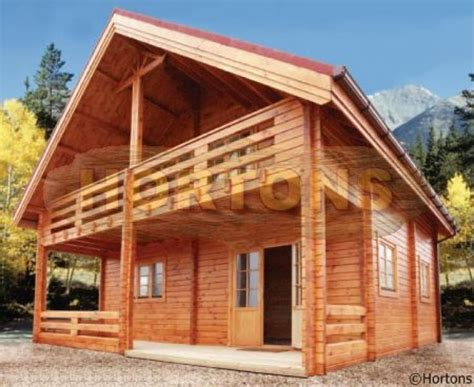 Cottages For 2 by Two Storey Log Cabin House Hortons Portable Buildings