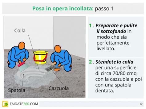 Posa Parquet Incollato by Posa In Opera Parquet