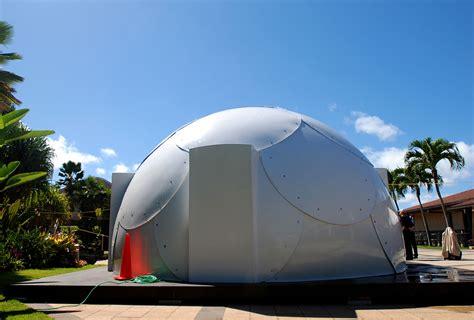 igloo house igloos to house hawaii s homeless