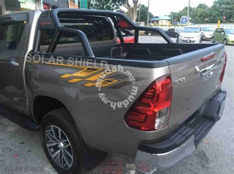 Rool Bar Hilux Ranger Triton Cabin Single Cabin toyota revo hilux roll bar car accessories parts for sale in melaka tengah melaka