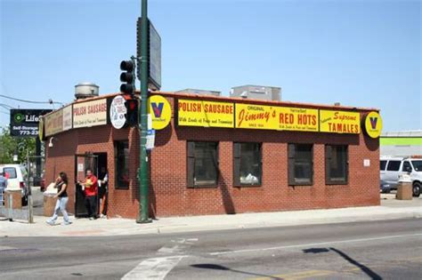 jimmys dogs jimmy s on grand pulaski ave my of town chicago