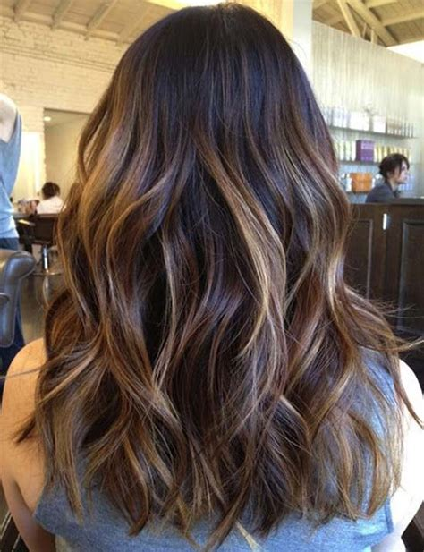 15 balayage hair color ideas with highlights fashionisers 50 balayage hair color ideas for 2017 to swoon fashionisers 169