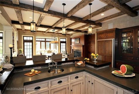 my future tudor kitchen home pinterest