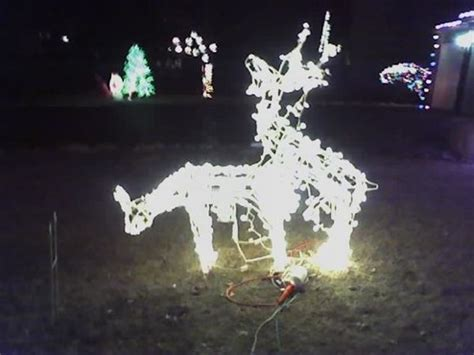funny christmas treelights with deer lights ford f150 forums ford f series truck community