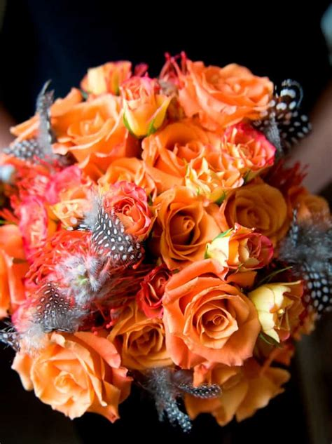 how to make themed wedding or event flowers that are not gaudy budget friendly