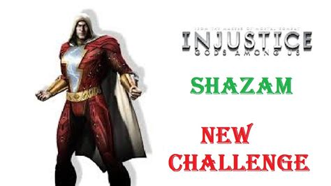 injustice ios new challenge injustice ios unofficial shazam new challenge