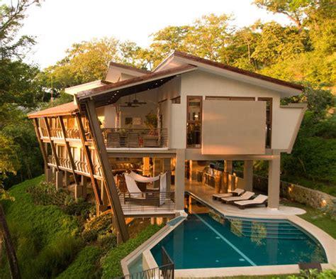 Montana Log Homes Floor Plans by Casas De Bambu Fachadas De Bamboo Fachadas De Casas Y