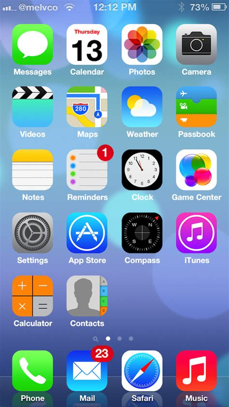 give your iphone an ios 7 makeover with this new theme