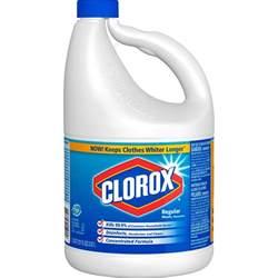 Bleach To Clean Patio Clorox 121 Oz Concentrated Germicidal Bleach 4460030798