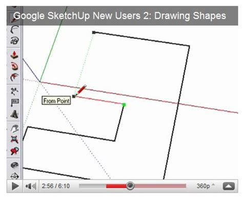 sketchup draw line specific length sketchup interference