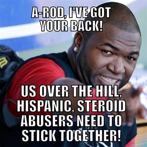 Funny Red Sox Memes - davidortiz bigpapi boston redsox arod alexrodriguez